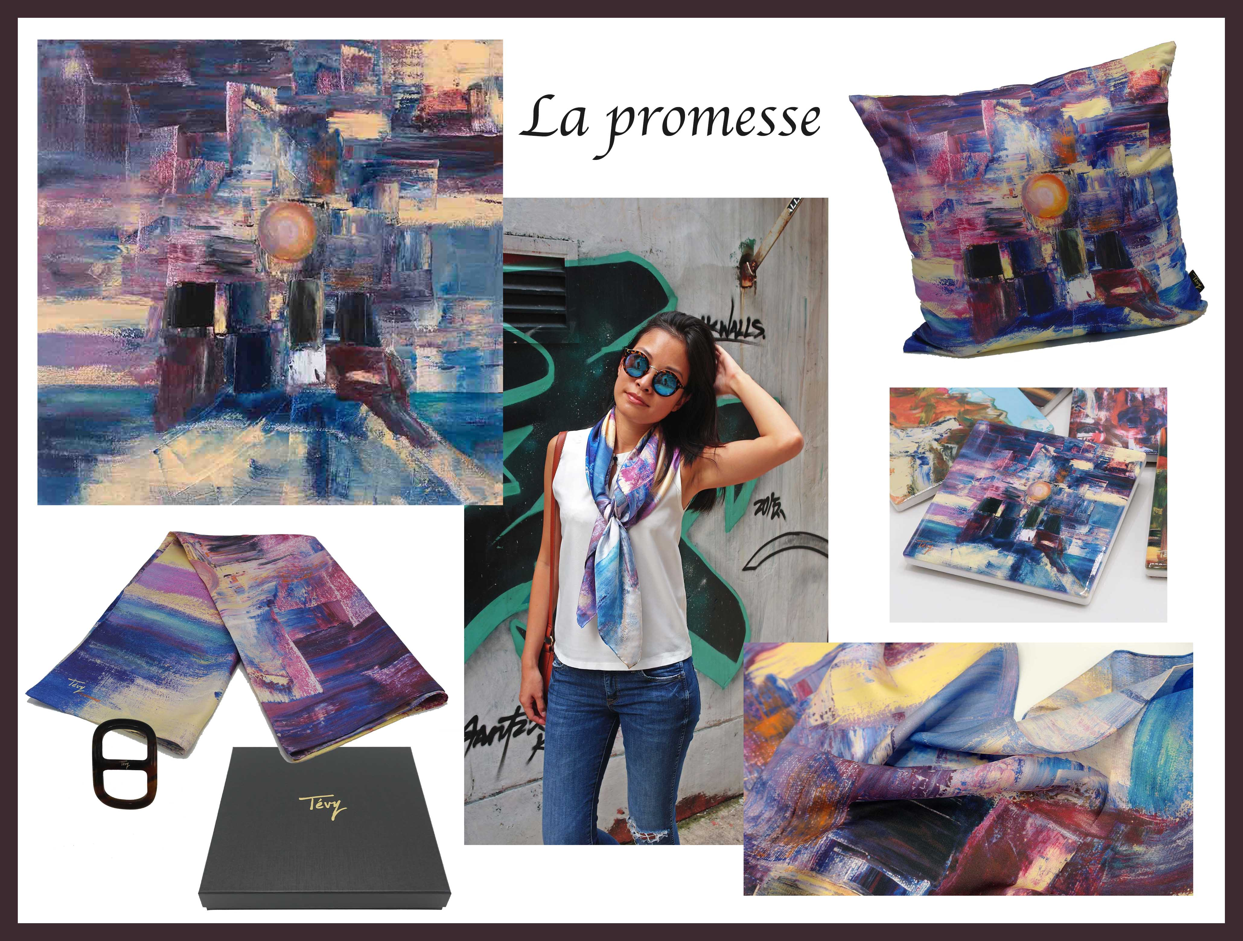 """La Promesse"" collection"