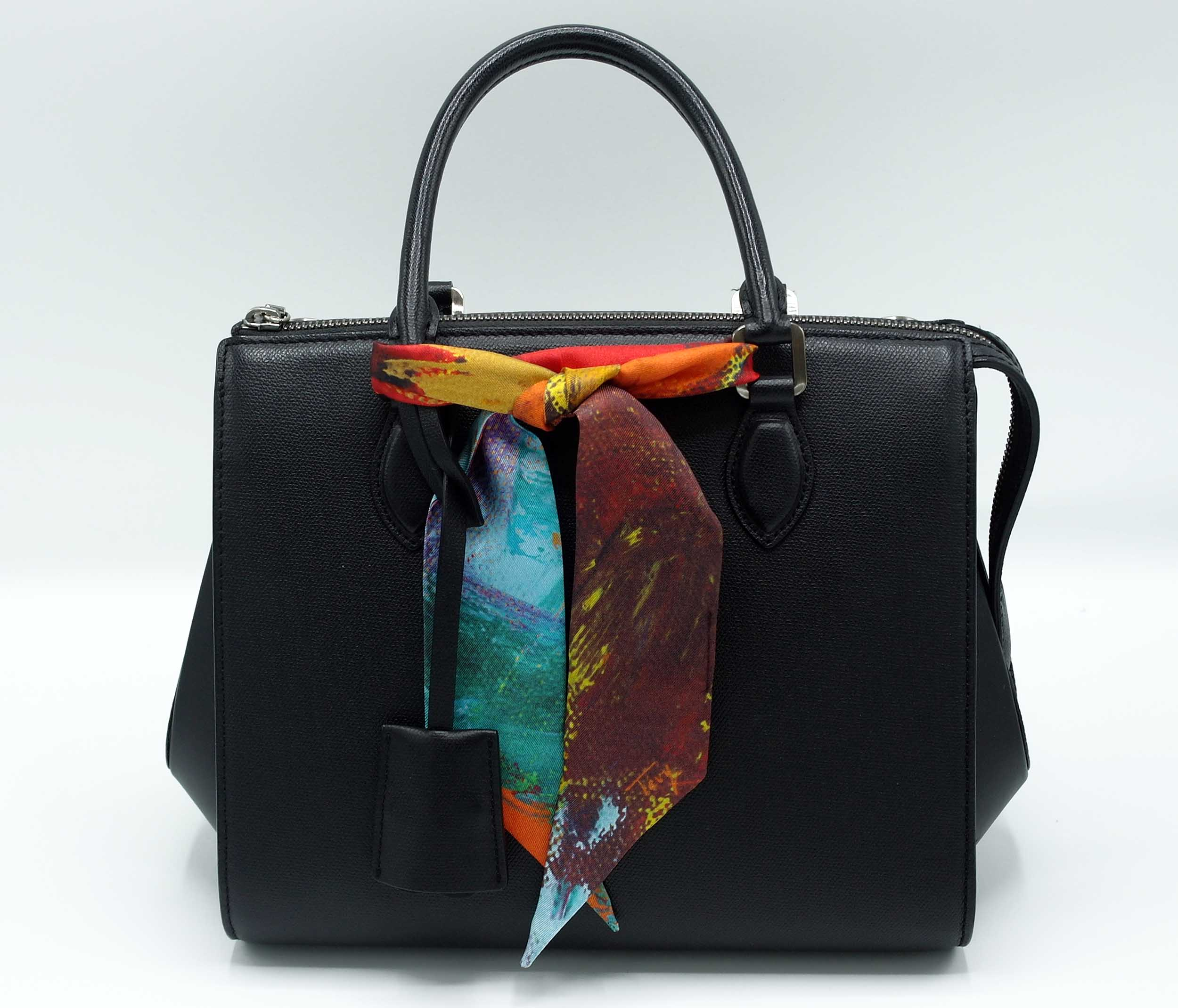 La vie aquatique twilly bag