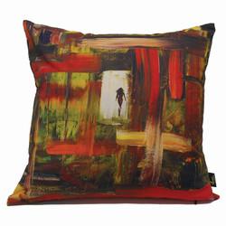 angkor cushion cotton 2 square no contour