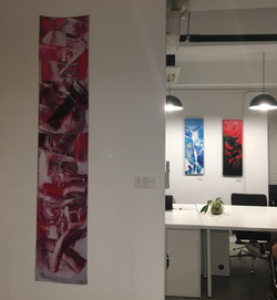 Exhibition at theDesk, HK