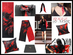 """""""Rouge et Noir"""" collection"""
