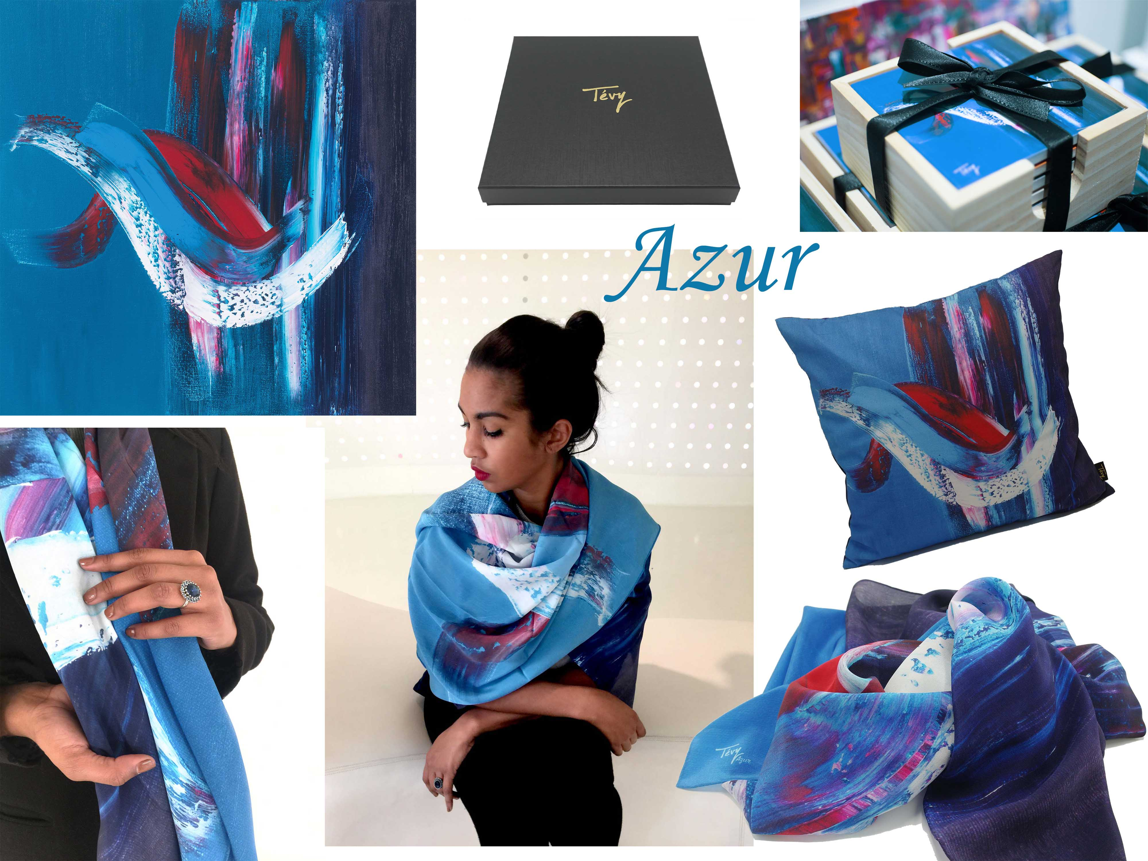 """Azur"" collection"