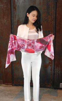 Argentin scarf