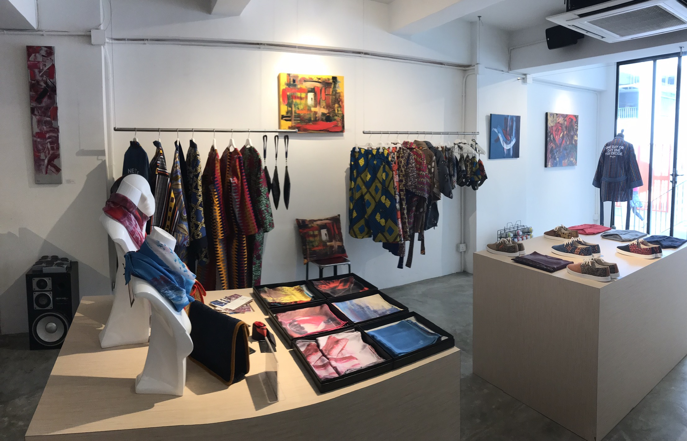 Made in French pop-up store