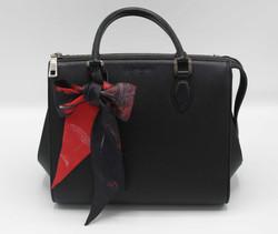 Rouge et Noir twilly bag