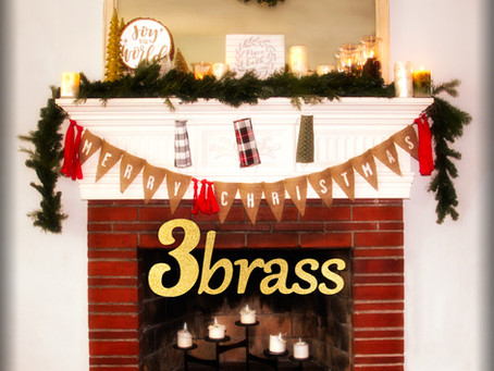 Christmas at Home - New Album by 3brass