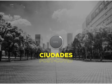 Los Arquitectos como protagonistas en la evolución de las ciudades post-COVID-19