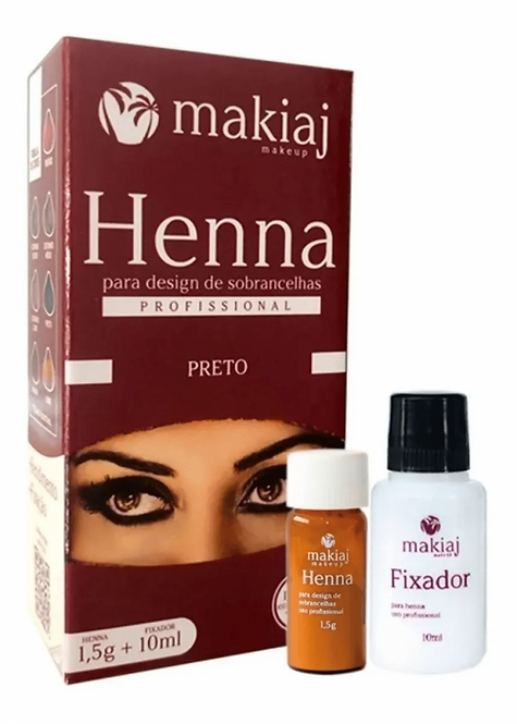 Henna Makiaj Makeup