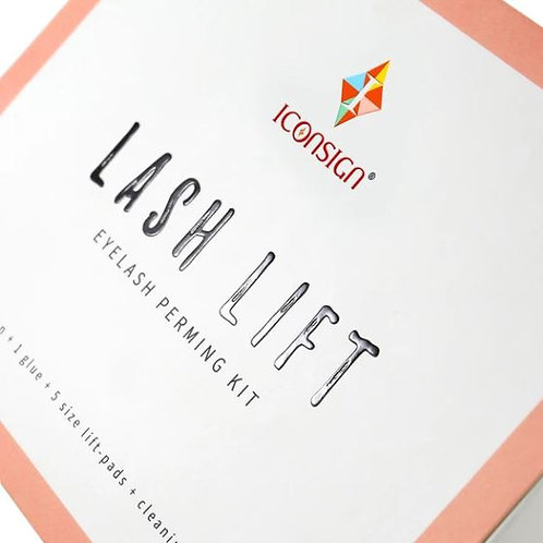 Kit de Lash Lifting - Iconsign