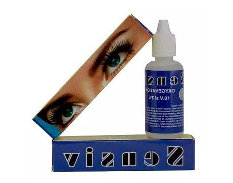 Kit de tintura Sensiv - Tintura + Oxidante
