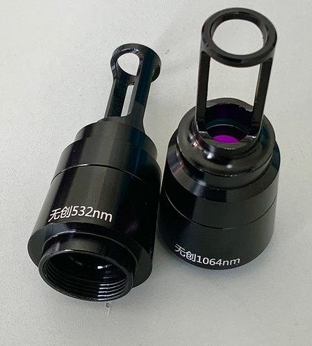 Ponteira para pistola a Laser