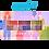 Thumbnail: Paleta de Sombras Moody Type