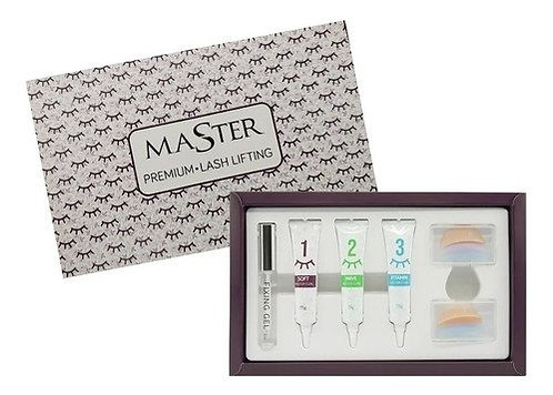 Kit Master Premium Lash Lifting