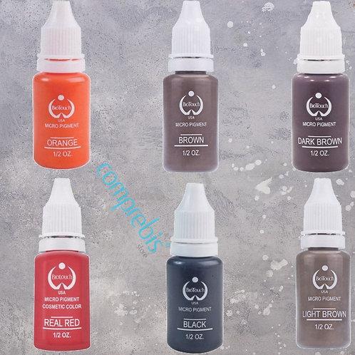 Pigmento Biotouch - 6 cores
