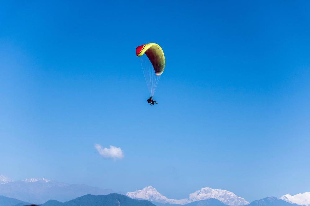 Paragliding, Pokhara