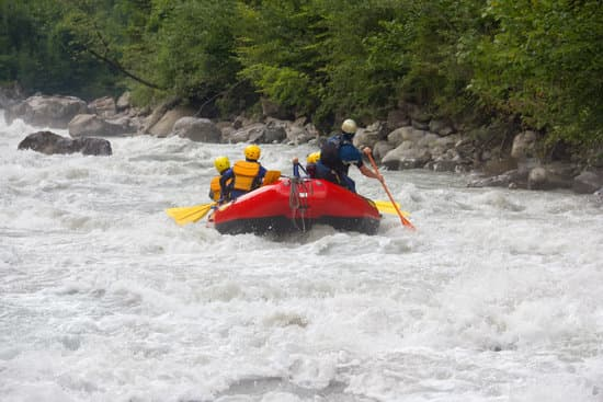 Seti river rafting, Pokhara