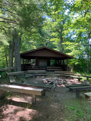 Outdoor Classroom and Fire Pit