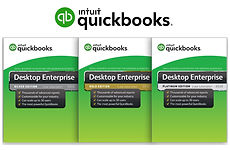 intuit quickbooks desktop version enterprise gold silver 2019