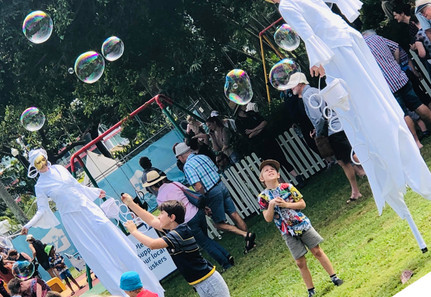 TOWNSVILLE HERITAGE FESTIVAL