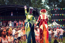 JACK & JACK - HOLI FESTIVAL OF COLOURS