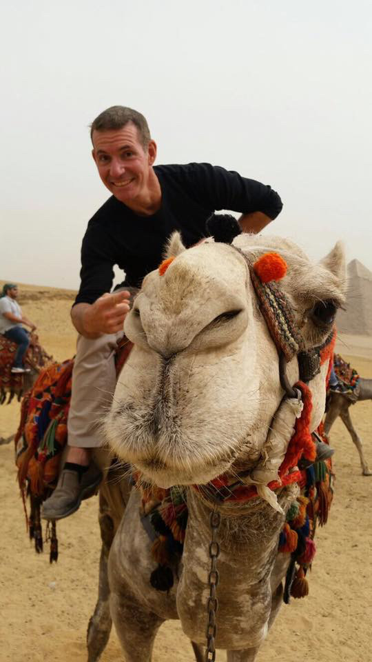 Manoeuvre Elite Roving Stilt Performers taking the world by storm - one camel at a time