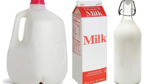 An environmental comparison of milk containers