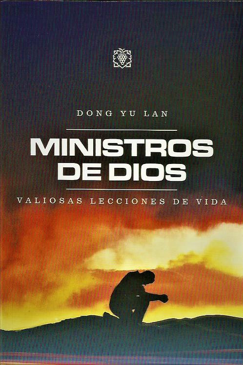 MINISTROS DE DIOS