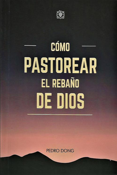 COMO PASTOREAR EL REBANO DE DIOS