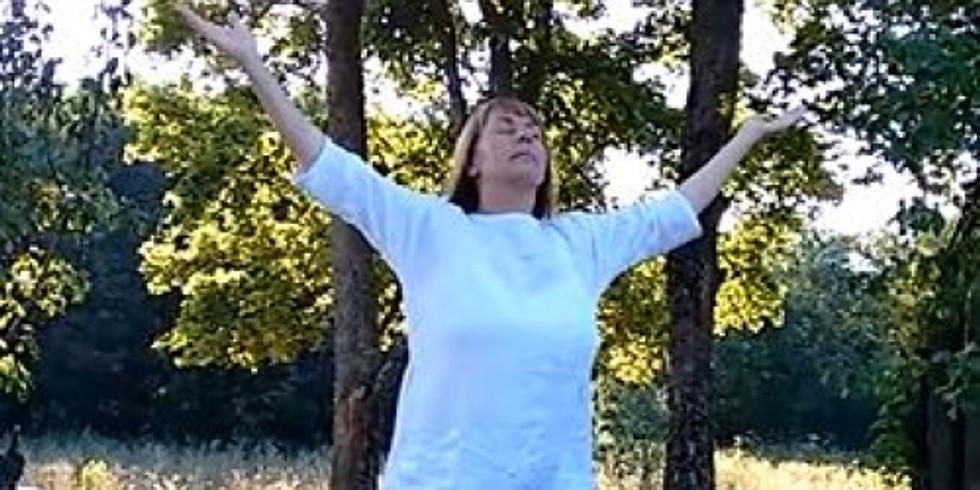 Heilgebärden mit Elisabeth Horbach