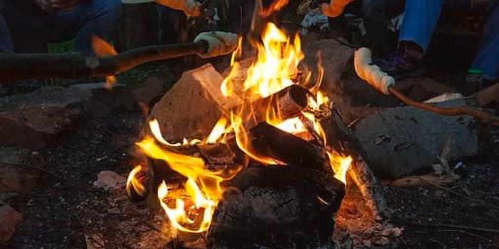 Keschde Lagerfeuer und Wettbewerb  (2)