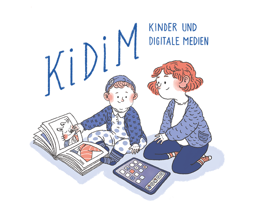 KiDiM - Kinder und Digitale Medien - Studie Marie Meierhofer Institut für das Kind 2021