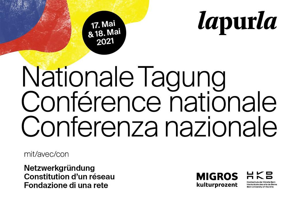 Lapurla Nationale Tagung 2021