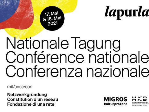 Lapurla – Conferenza nazionale con costituzione di una rete