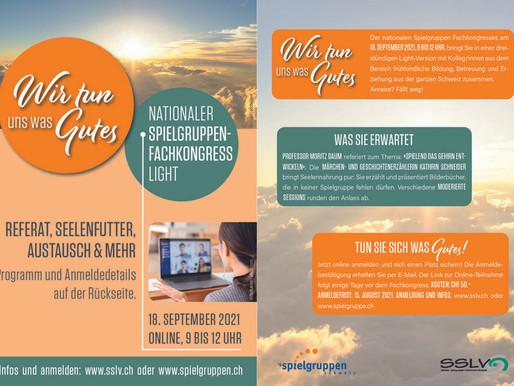 """Nationaler Spielgruppen Fachkongress """"light"""""""
