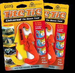 Buy 2 sets of TiteTie $34.95