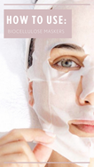 RS2090_NL - How to use biocellulose mask
