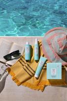 Water Soul Shower gel-Aloe gel-SPF50-kit