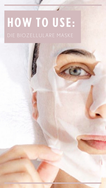 RS2109_DE - How to use biocellulose mask