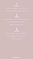 RS2087_NL - How to use biocellulose mask