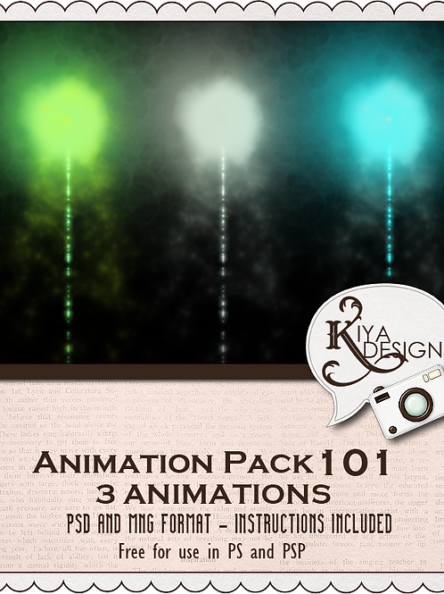 Animation Pack #101