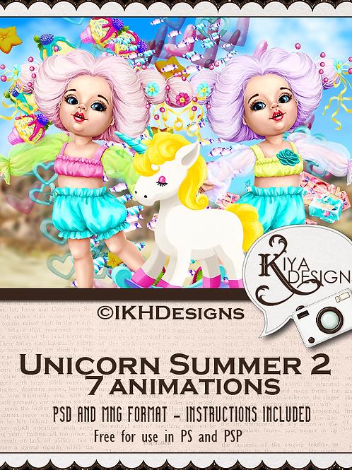 Unicorn Summer Pack 2