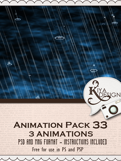 Animation Pack #33