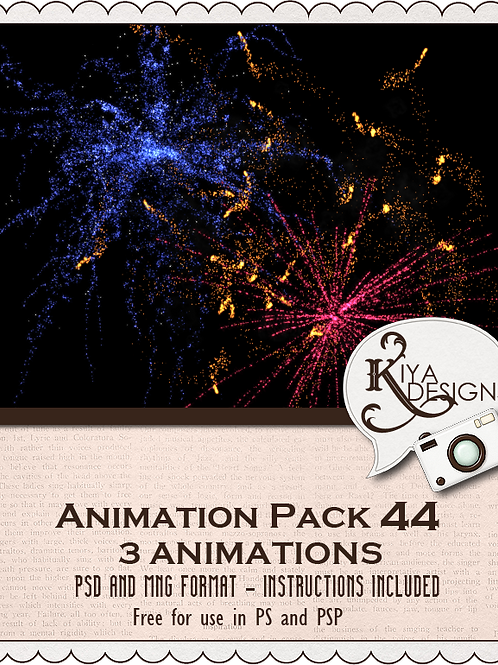 Animation Pack #44