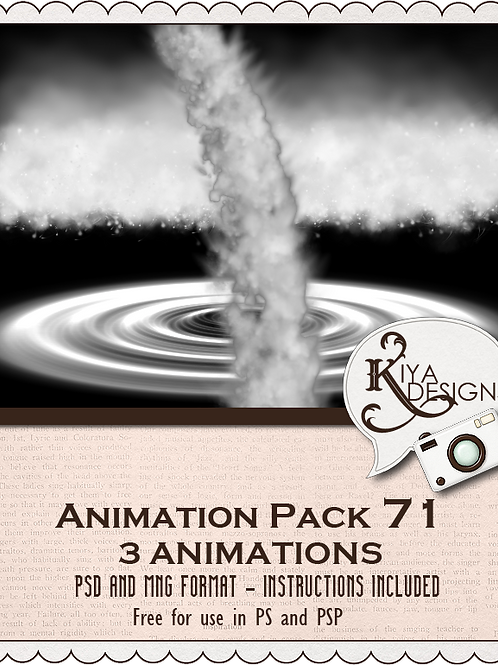 Animation Pack #71
