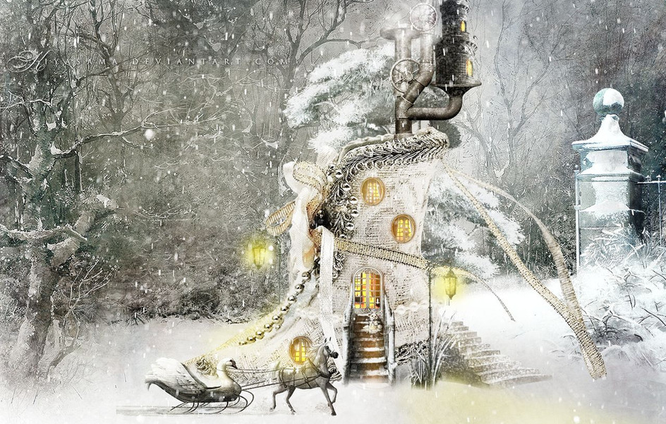 The Winter Ball Begins