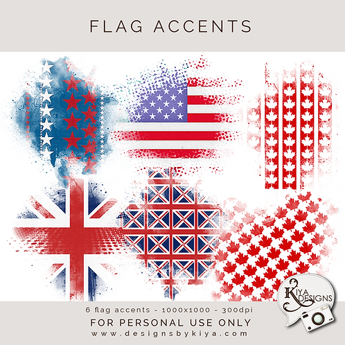 Flag Accents