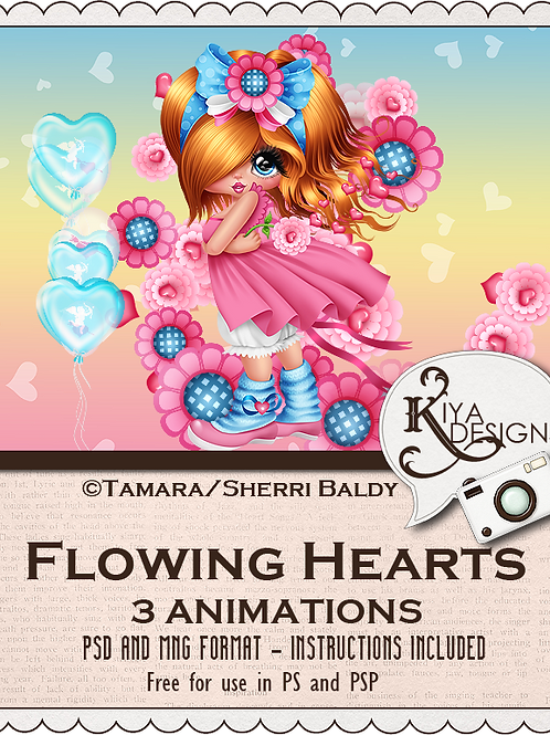 Flowing Hearts