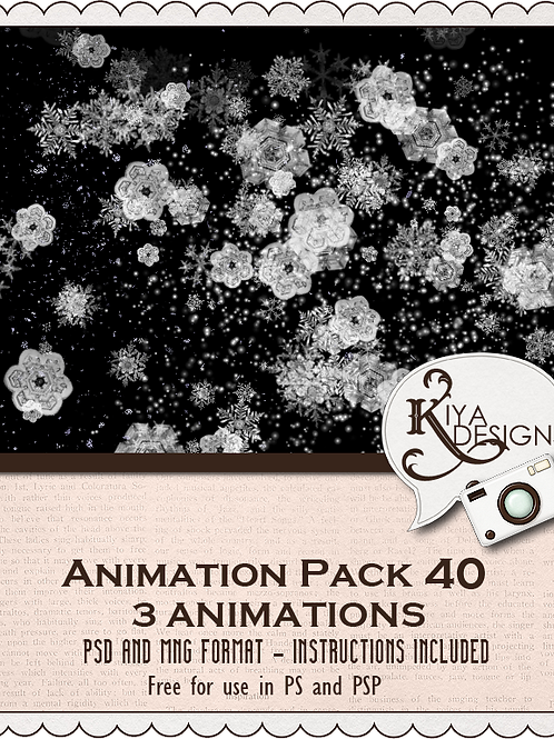 Animation Pack #40