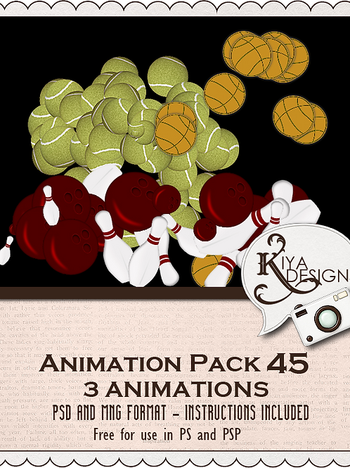 Animation Pack #45