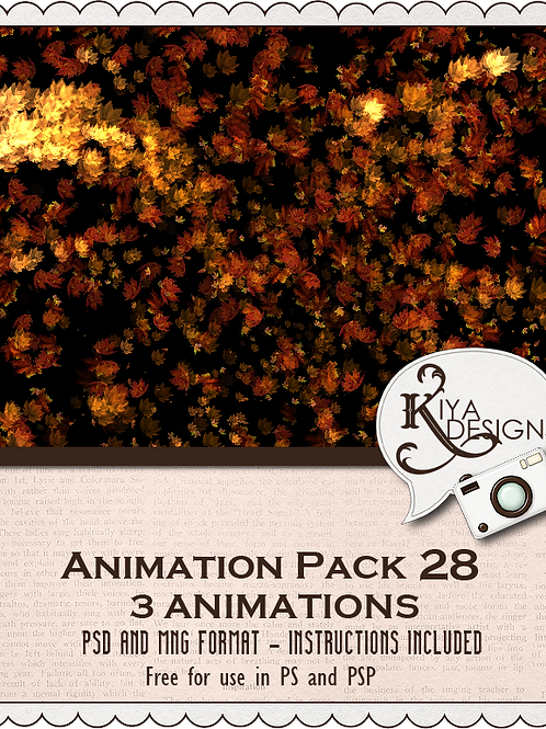 Animation Pack #28